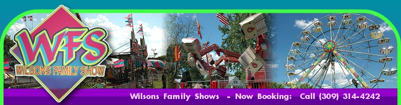 Wilson Family Shows